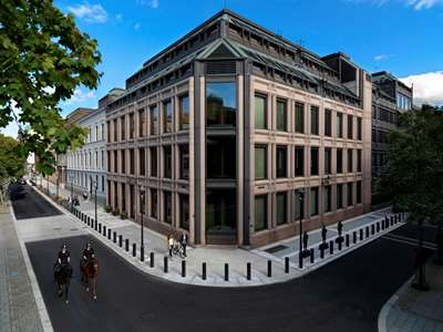 Norges Bank building