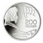 Constitution - 200-krone commerorative coin