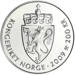 Knut Hamsun commemorative coin